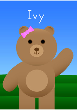 Ivy the Bear
